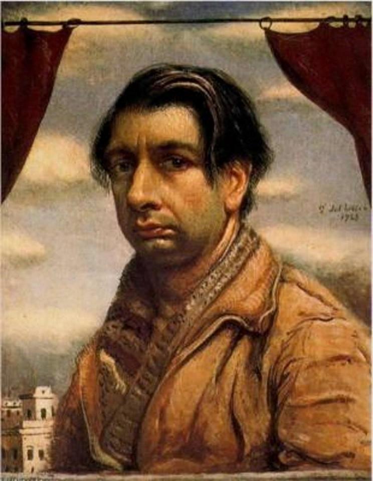 The-Metaphysical-painter-Giorgio-de-Chirico