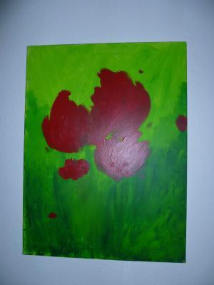 Rote Blumen - Artep Maria Resse, 1999