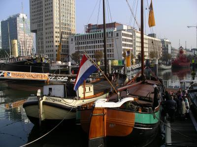 Alter Hafen in Rotterdam