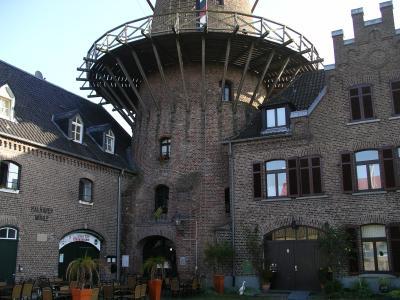 Hoechste Muehle Deutschlands in Kalkar
