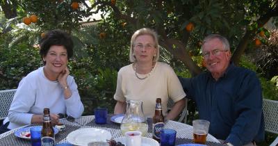 Unsere Gastfamilie in San Diego
