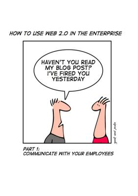 Blogs-in-Unternehmen