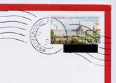 Briefmarkenstatement von Nico Jungel
