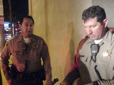 Echte Sheriffs