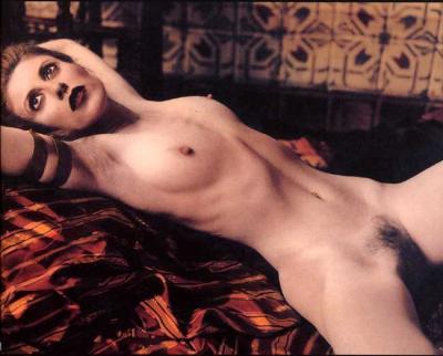 auf alt getrimmt, aber dennoch sehr erotisch