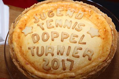 Kuchen Jugend Doppel 2017