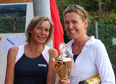 Sieger Damen-Doppel 2017