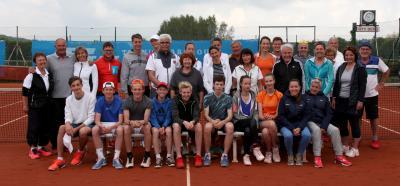 Teilnehmer MIXED-Turnier 2017