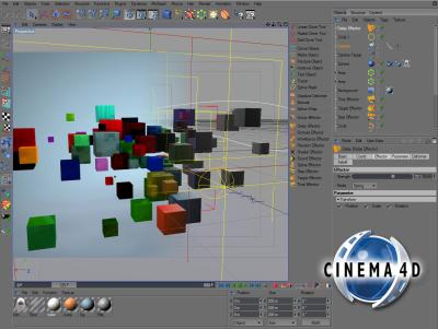 MoGraph screenshot