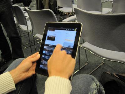 tolles Teil iPad