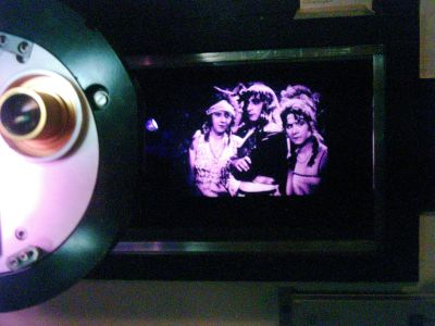 KoKi im Vorführraum Film