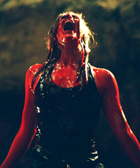 "Shauna Macdonald in ""The Descent"""