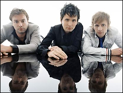 Chris Wolstenholme - Matt Bellamy - Dominic Howard