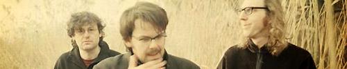 The Notwist: Markus Acher - Michael Acher - Martin Gretschmann.