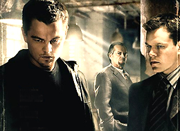 Leonardo DiCaprio - Jack Nicholson - Matt Damon