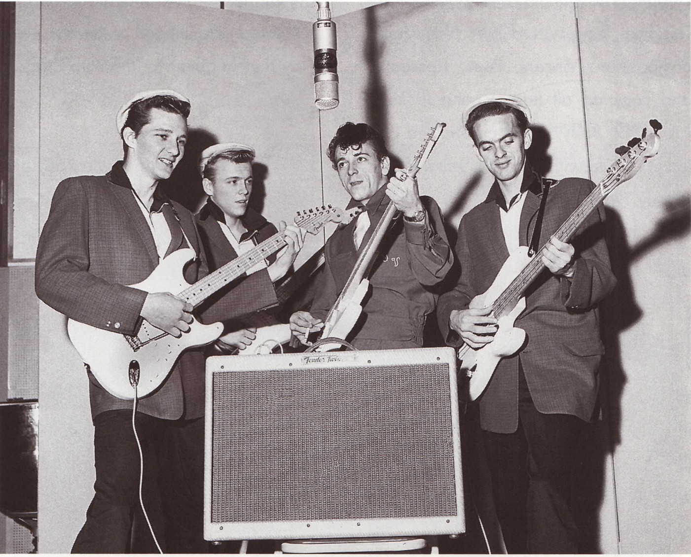 Johnny Cliff And His Conquerors Three Steps To Heaven