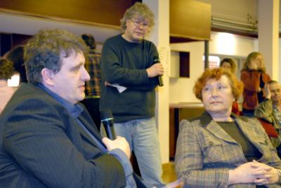 Martin Vöcks und Jutta Weißbecker