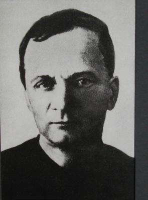 Der sowjetische Schriftsteller Andrej Platonow (1899-1951)
