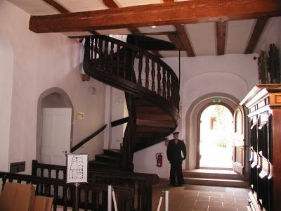 Die-Treppe