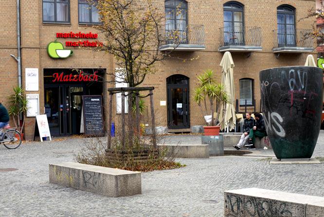 Herbst in Kreuzberg 1