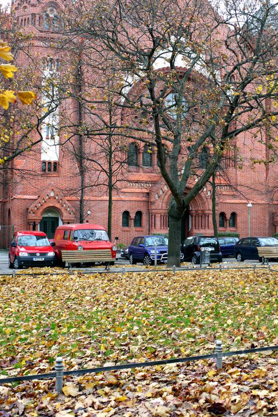 Herbst in Kreuzberg 2