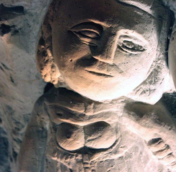 Hoehlenskulpturen Deneze sous Doue 11