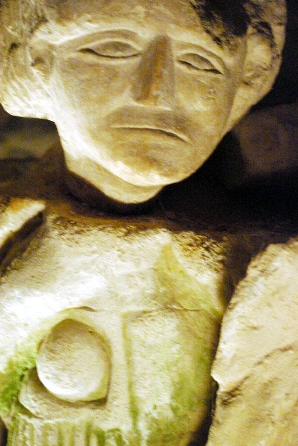 Hoehlenskulpturen Deneze sous Doue 12