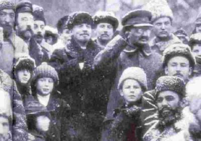 Lenin Trotzki