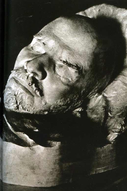 Lenins Totenmaske