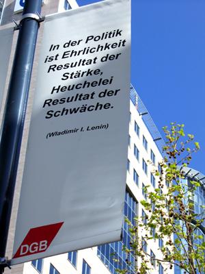 Erster Mai 2007 in Jena