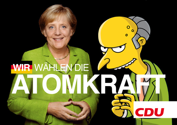 Merkel AtomkRAFT