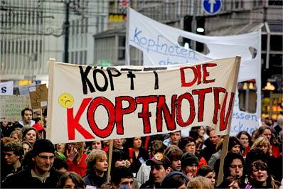 19-Januar-2008-Duesseldorf-Demo-gegen-Kopfnoten-9