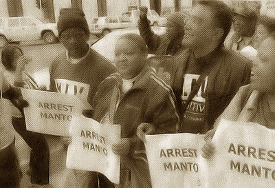 Arrest-Manto