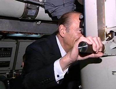 Chirag-im-U-Boot