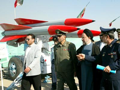 Hawk-Iran