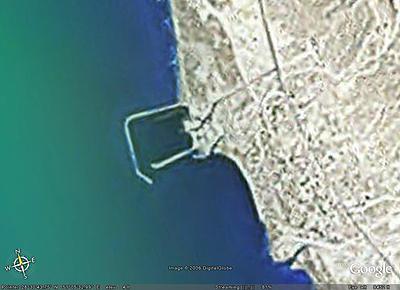 Iranischer-Hafen