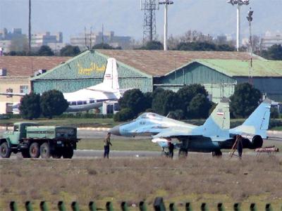 MiG-29-Fulcrum-des-Iran