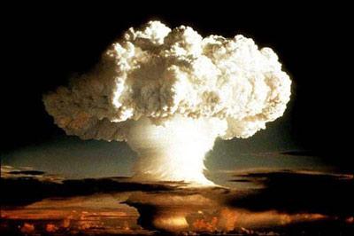 atombombe