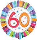 Alles Gute zum 60. Geburtstag