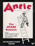 Antic: The Atari Resource