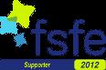 FSFE Supporter 2012 st
