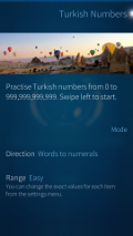 TurkishNumbers (Screenshot)