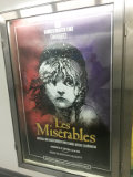 Plakat: Les Misérables in Linz