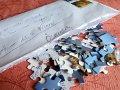 Puzzle als Ansichtskarte