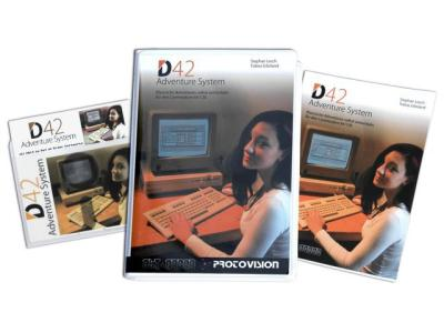 D42 - Adventure System - Limited Edition Release!