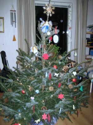 kerstboom2009