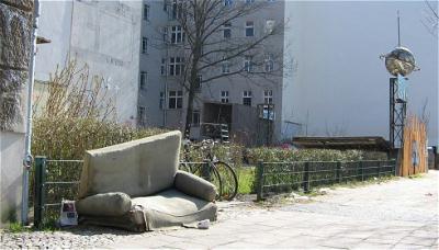 sofa, berlin