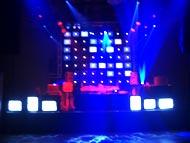 Die Stage des Dom im Berg am Elevate Festival Graz