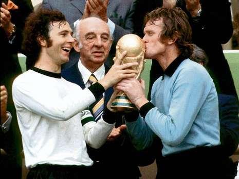 Fußball 1974 Fußball-wm 1974
