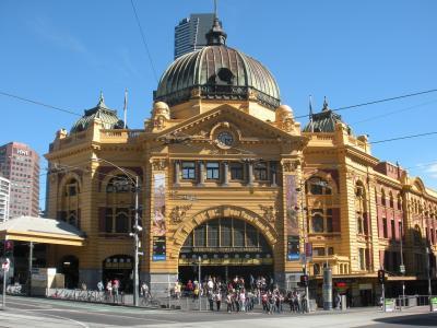Flinders-Station1
